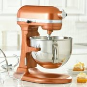 KITCHENAID 5KSM150PSENK STAND MIXER FOR 220/240 Volts (BRUSH NICKEL