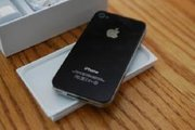 Original Apple iPhone 4GS 32GB Color Box