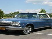 CHEVROLET IMPALA 1962 - Chevrolet Impala