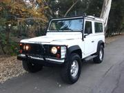Land Rover Defender 90 130000 miles
