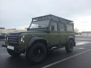 Land Rover Only 2400 miles
