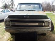 1970 Chevrolet 307CI Chevrolet C-10 Step Side Factory 4 Speed