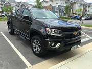 chevrolet colorado Chevrolet Colorado Z71 Crew Cab Pickup 4-Door