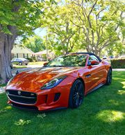 2014 Jaguar F-Type 31720 miles